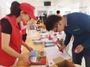 金塘司法所开展《民法典》宣传活动